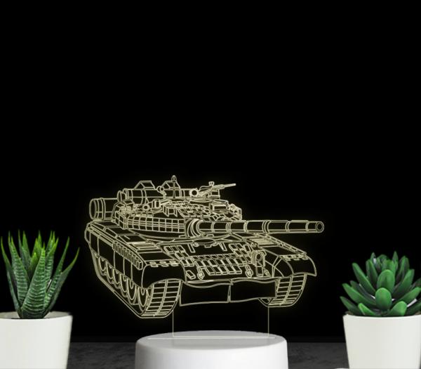 Đèn Led Khắc 3D ( Đèn Khắc Chân Dung Theo Yêu Cầu ) khachinh.com