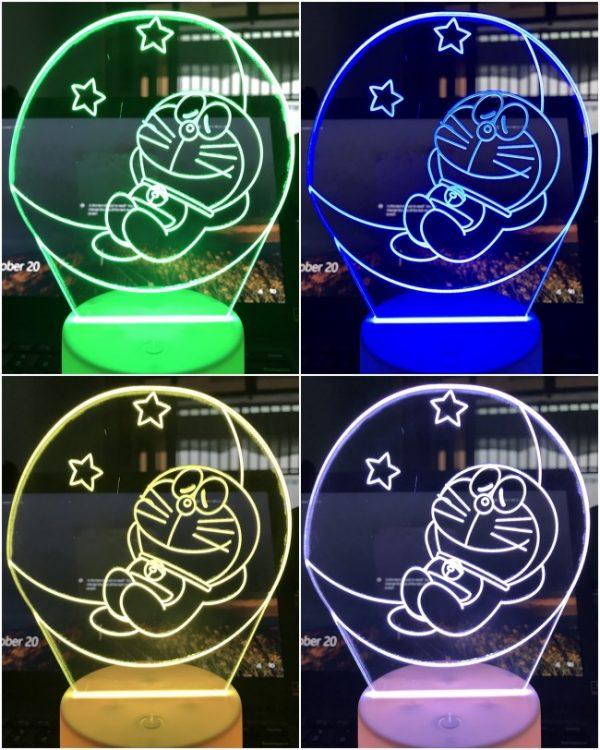 Đèn Ngủ Để Bàn Dễ Thương ( Đèn Ngủ In Ảnh Nghệ Thuật ) khachinh.com