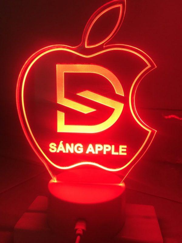 Đèn Ngủ Để Bàn ( Đèn Khắc Ảnh ) khachinh.com