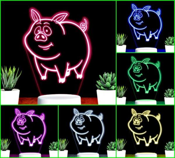 Đèn Khắc Mica ( Đèn Ngủ In Ảnh Cưới ) khachinh.com