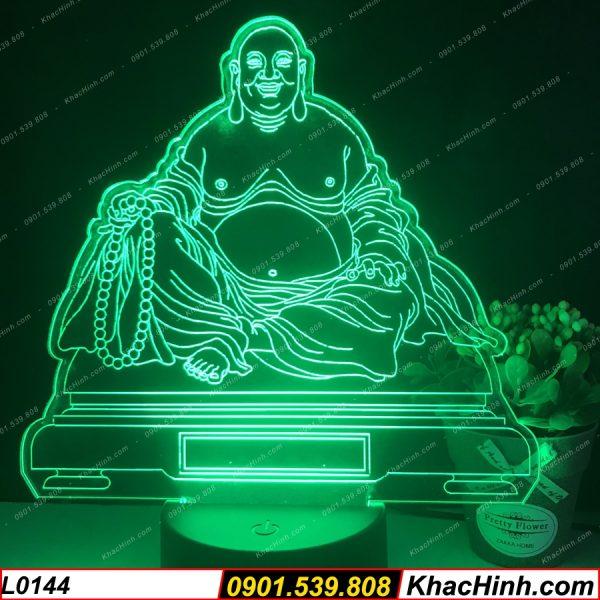 Đèn khắc tượng Phật Di Lặc, Đèn thờ, Đèn thư pháp, Đèn trang trí để bànĐèn Ngủ In Ảnh Nghệ Thuật ( Đèn Ngủ Để Bàn ) khachinh.com